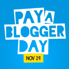 Pay a blogger day Avatar