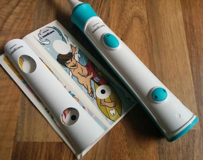 Philips Sonicare HX631107 Schallzahnbürste Für Kinder Aufkleber