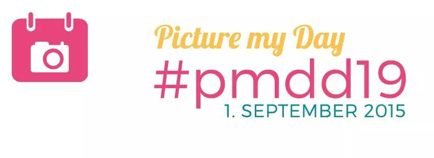 Picture my Day #pmdd19 Logo