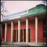 Planetarium Zeiss Jena Thüringen