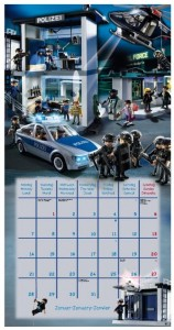 Playmobil Calendar 2013 Amazon Polizei Kalender Produkttest Rezension
