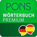Pons Wörterbuch App Icon
