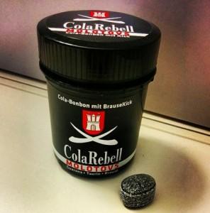 Produkttest ColaRebell MOLOTOV Bonbons mit Chili