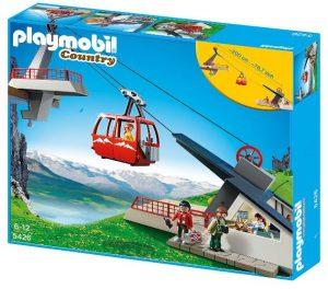 Produkttest PLAYMOBIL 5426 - Seilbahn mit Bergstation Amazon