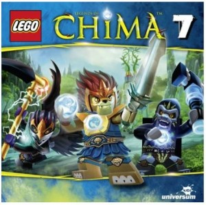 Produkttest Rezension Lego Legends of Chima Hörspiel 7 Cover