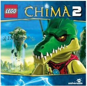 Produkttest Rezension Test Legends of Chima (CD 2) Amazon