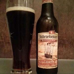 Produkttest Störtebeker Bier Stralsund Hanse Porter