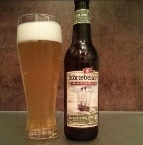 Produkttest Störtebeker Bier Stralsund Keller-Bier 1402