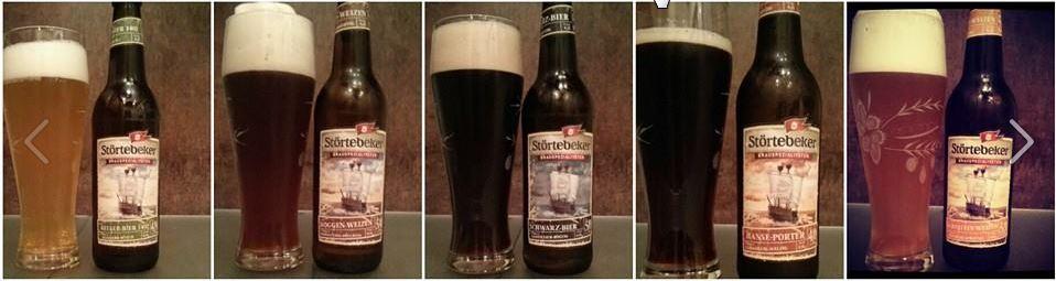 Produkttest Störtebeker Bier Stralsund