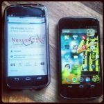 Produkttest Test Rezension mumbi TPU Skin Case Google Nexus 4 LG
