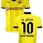Puma BVB Dortmund X-Mas Trikot Wintertrikot GÖTZE 10 2013 Amazon Wintertrikot Weihnachtstrikot online bestellen