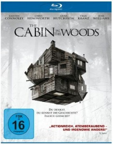 Review Rezension Produkttest Blu-ray The Cabin in the Woods