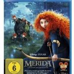 Review Test Produkttest Pixar Merida - Legende der Highlands DVD Blu-ray Amazon.de
