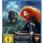 Review Test Produkttest Pixar Merida - Legende der Highlands DVD Blu-ray Amazon.de