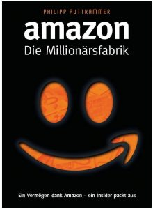 Rezension Cover Amazon - Die Millionärsfabrik Philipp Puttkammer
