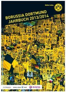 Rezension Cover BVB Borussia Dortmund Jahrbuch 2013 2014 Amazon