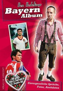 Rezension Cover Ben Redelings Bayern Album Verlag Die Werkstatt