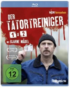 Rezension Cover Der Tatortreiniger 1 + 2 Folge 1-9 + Bonus-DVD Blu-ray Amazon