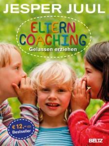 Rezension Cover Jesper Juul Elterncoaching Gelassen erziehen Beltz