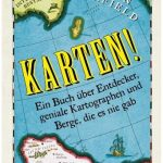 Rezension Cover Karten! Simon Garfield Theiss