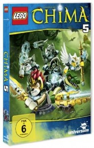 Rezension DVD Lego - Legends of Chima 5 Cover