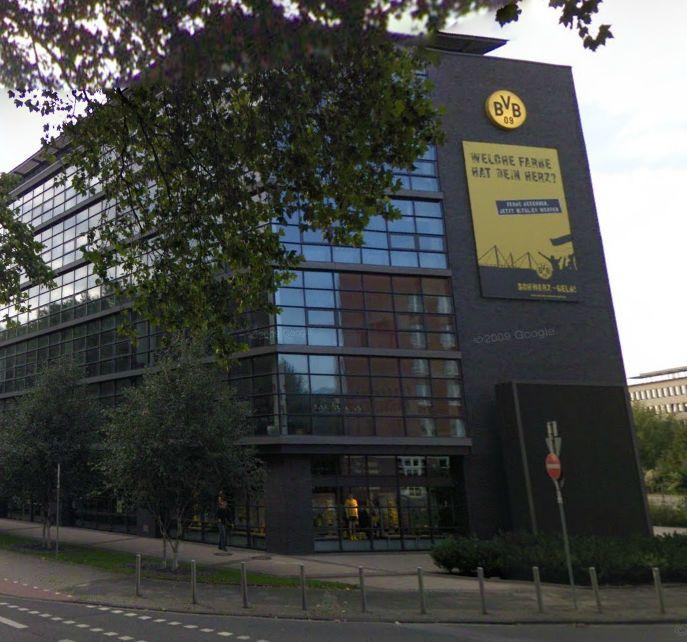 Rheinlanddamm 207-209 44137 Dortmund - Google Maps StreetView