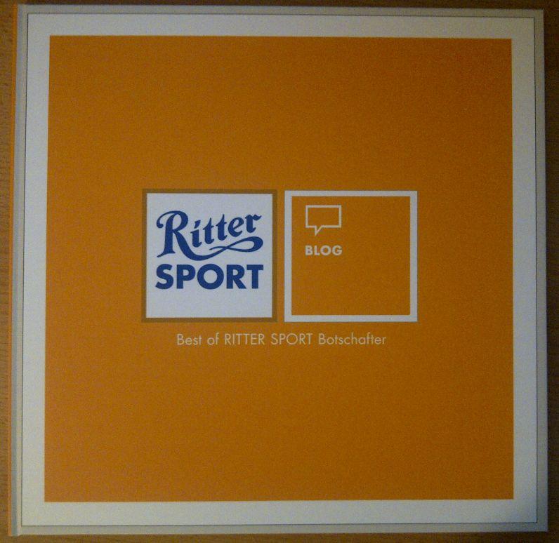 Ritter Sport Botschafter Buch elbkind Waldenbuch Cover