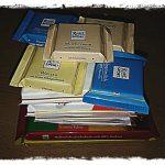 Ritter Sport Schokoladen Paket