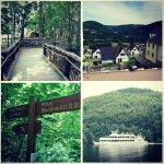 Rureifel Rursee Landal Resort Eifeler Tor Wanderung Eifel Wilder Kermeter Weg