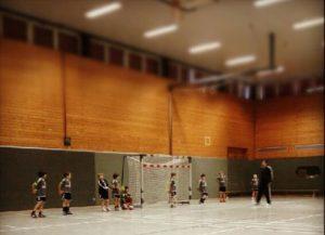 SG Kaarst Büttgen 3. Spieltag E2 Junioren Handball