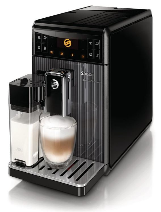 Saeco HD8964_01 Kaffee-Vollautomat GranBaristo One Touch 1.7 L, 15 bar