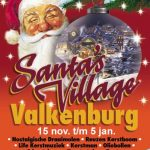 Santa´s Village Valkenburg Plakat Logo