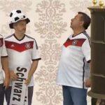 Schalala Ding Dong – der schlechteste WM-Song von extra 3 Video YouTube Screenshot
