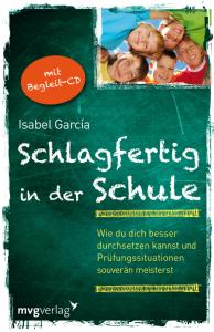 Schlagfertig in der Schule Cover mvg Verlag Isabel García Rezension