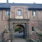 Schloss Rheydt Eingang