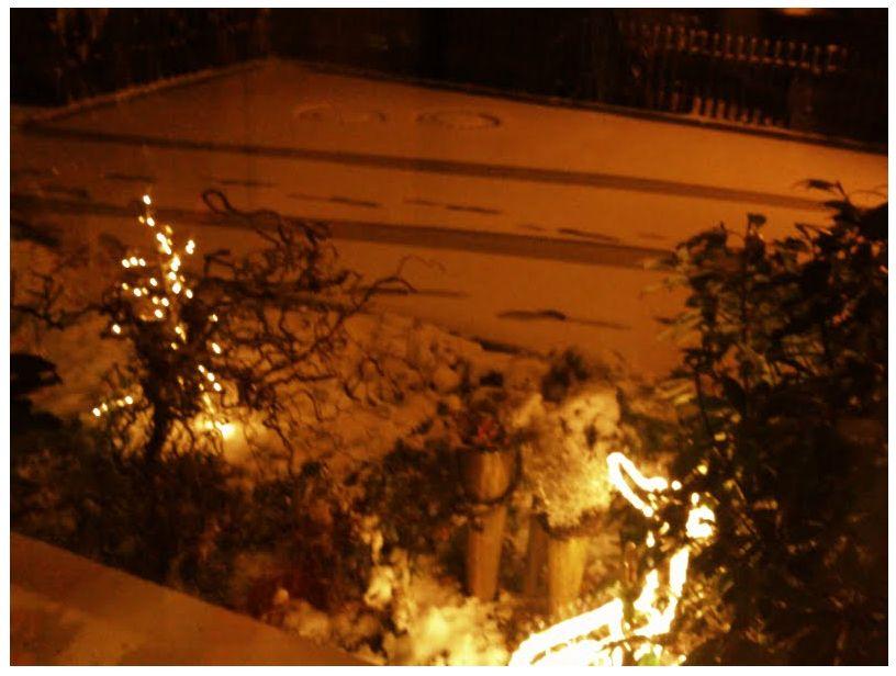 Schnee Rheinland Kleinenbroich Korschenbroich 2011 19122011