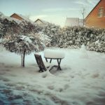 Schnee Winter Rheinland Niederrhein Kleinenbroich