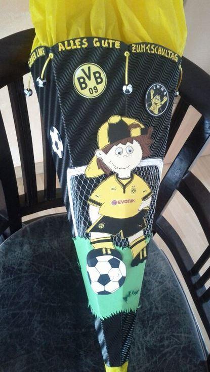 Schultüte Borussia Dortmund BVB 2013