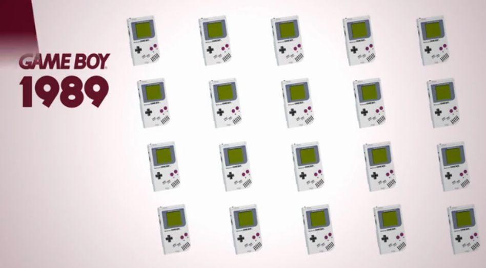 Screenshot History of Nintendo 2012 on Vimeo