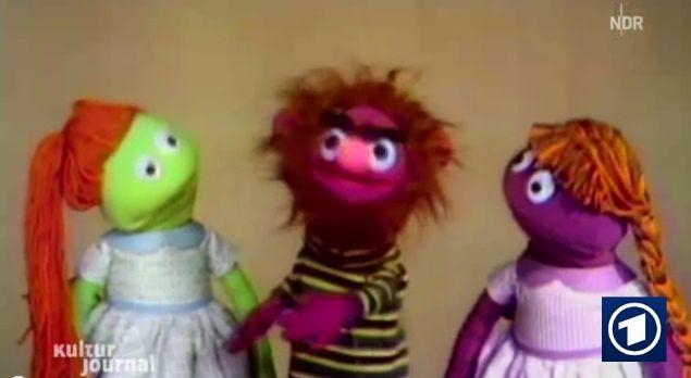 Screenshot NDR YouTube Happy Birthday, Ernie, Bert & Samson!  Kulturjournal