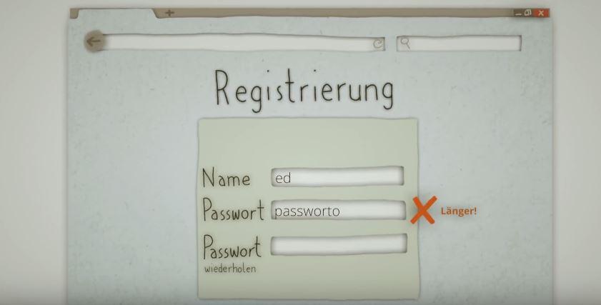 Screenshot Passwörter Einfach Erklärt - YouTube