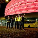 Screenshot Sky Bundesliga Showcase 2013 60 Sekunden - YouTube