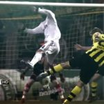 Screenshot Video Das Achtelfinale der UEFA Champions League live auf Sky BVB Borussia Dortmund YouTube