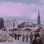 Screenshot Vimeo Sensationelle Entdeckung! Hamburg 1945 in Farbe und HD