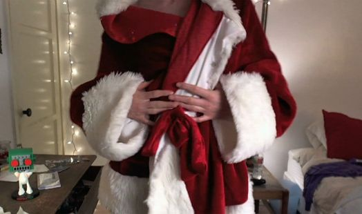 Sexy Santa Strip