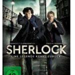Sherlock BBC Serie Krimi Vorbestellung
