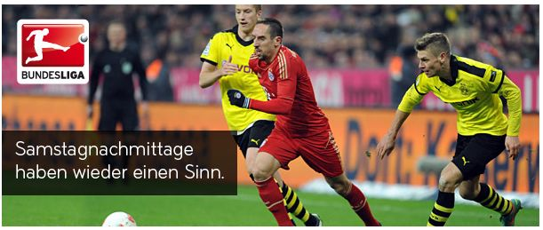 Sky Borussia Dortmund BVB Bayern München Bundesliga