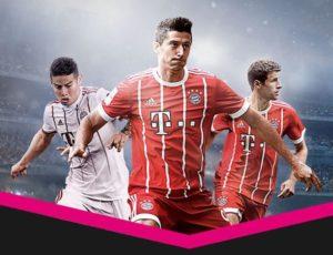 Sky Sport Kompakt inklusive bei Telekom Sport FC Bayern München