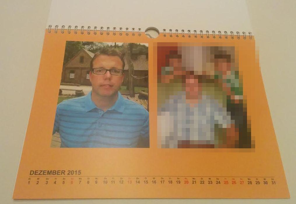 Snapfish Foto Kalender Fotokalender