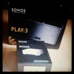 Sonos Play 3 Bridge Produkttest